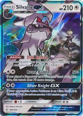 Silvally GX - 184/236 - Ultra Rare