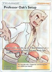 Professor Oak's Setup - 233/236 - Full Art