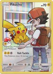 Pikachu - 241/236 - Secret Rare