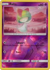 Ralts - 80/236 - Common - Reverse Holo