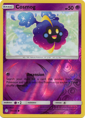 Cosmog - 99/236 - Common - Reverse Holo
