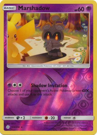 NM Cosmic Eclipse Set Trapinch 108//236 Common Reverse Holo Pokemon Card