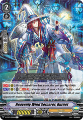 Heavenly Wind Sorcerer, Burnet - V-BT07/030EN - R