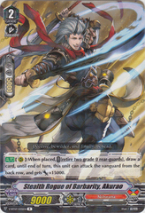 Stealth Rogue of Barbarity, Akurao - V-BT07/035EN - R