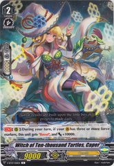 Witch of Ten-thousand Turtles, Caper - V-BT07/051EN - C