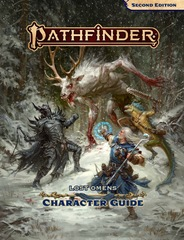 Pathfinder RPG Second Edition: Pathfinder Lost Omens Character Guide