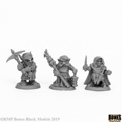 Deep Gnome Warriors (3)