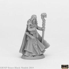 Bones Black: 44073 Dark Elf Wizard