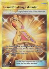 Island challenge Amulet - 265/236 - Secret Rare