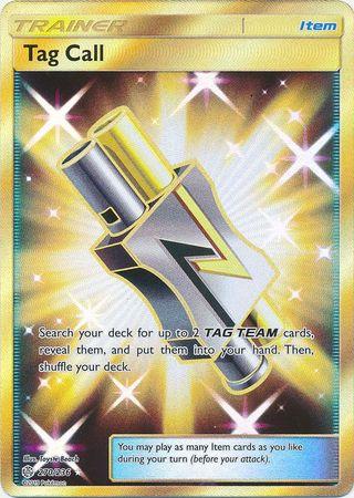 Tag Call - 270/236 - Secret Rare