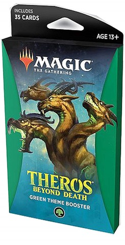 Theros Beyond Death Theme Booster - Green
