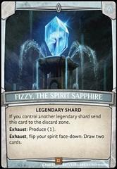 Fizzy, the Spirit Sapphire