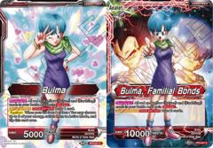 Bulma // Bulma, Familial Bonds - BT8-001 - C