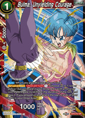 Bulma, Unyielding Courage - BT8-012 - SR