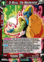 Dr.Myuu, the Mastermind - BT8-016 - UC - Foil