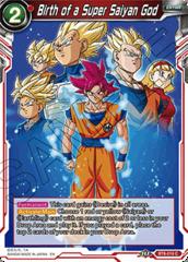 Birth of a Super Saiyan God - BT8-019 - C