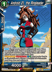 Android 21, the Ringleader - BT8-034 - UC - Foil