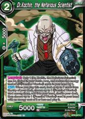 Dr.Kochin, the Nefarious Scientist - BT8-057 - C - Foil
