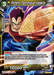 Potent Technique Vegeta - BT8-073 - R