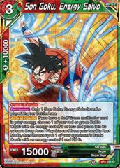 Son Goku, Energy Salvo - BT8-106 - R