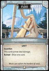 Hallowed Harpist