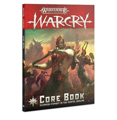 Age Of Sigmar: Warcry Core Book (Fre)