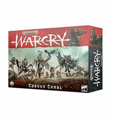 Warhammer AoS Warcry Corvus Cabal