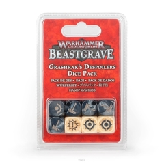 Warhammer Underworlds: Grashrak's Despoilers Dice Pack