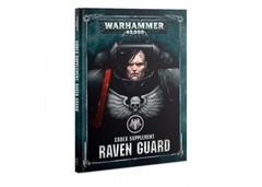5504 Codex: Raven Guard (Hb) (English)