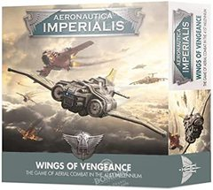 Aeronautica Imperalis: Wings Of Vengeance Eng