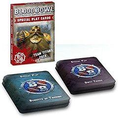 Blood Bowl Goblin Team Card Pack (Eng)