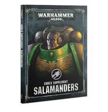 Codex: Salamanders (English)