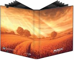 Ultra Pro - Magic: The Gathering - Unstable Lands - Plains - 9-Pocket PRO-Binder