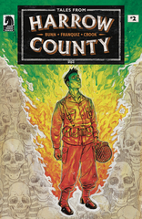 Tales From Harrow County: Deaths Choir #2 (Of 4) (Cover A - Franqu)