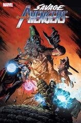 Savage Avengers #9 (STL142293)