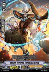 White-clothed Sorcerer, Colts - V-TD09/003EN - TD - Foil