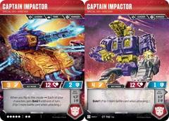 Captain Impactor // Special Ops Wrecker