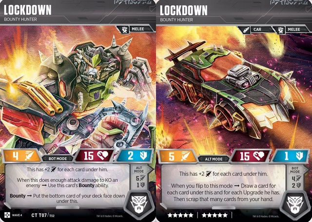 Lockdown // Bounty Hunter