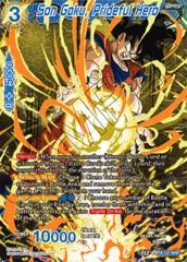 Son Goku, Prideful Hero - BT8-127 - NHR