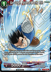 Son Gohan, Patience Wearing Thin - P-165 - PR