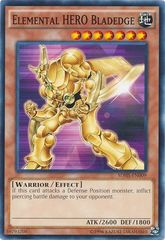 Elemental HERO Bladedge - SDHS-EN009 - Common - Unlimited Edition