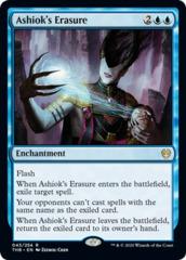 Ashiok's Erasure - Foil