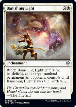 Banishing Light - Foil