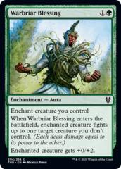 Warbriar Blessing - Foil
