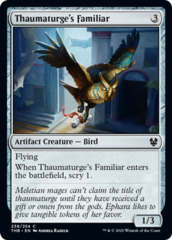 Thaumaturge's Familiar - Foil