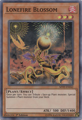 Lonefire Blossom - MYFI-EN042 - Super Rare - 1st Edition