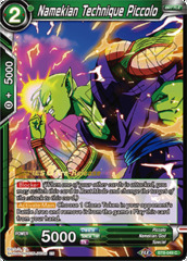 Namekian Technique Piccolo - BT8-049 - C - Pre-release (Malicious Machinations)