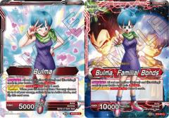 Bulma // Bulma, Familial Bonds - BT8-001 - C - Pre-release (Malicious Machinations)