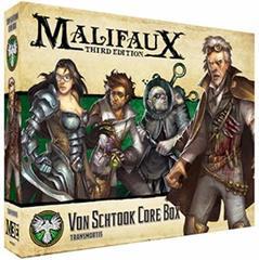 Malifaux 3rd Edition - Von Schtook Core Box