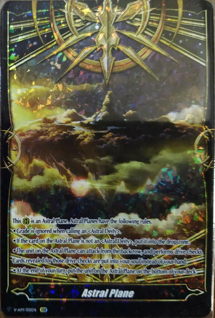 Astral Plane - V-AM/001EN - SSR